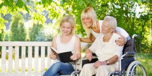 24 Stunden Pflege für Senioren